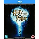 Blu-ray Harry Potter - Complete 8-Film Collection (2016 Edition) [Includes Digital Download] [Blu-ray + UV Copy] [Region Free]